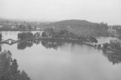 台城人工湖