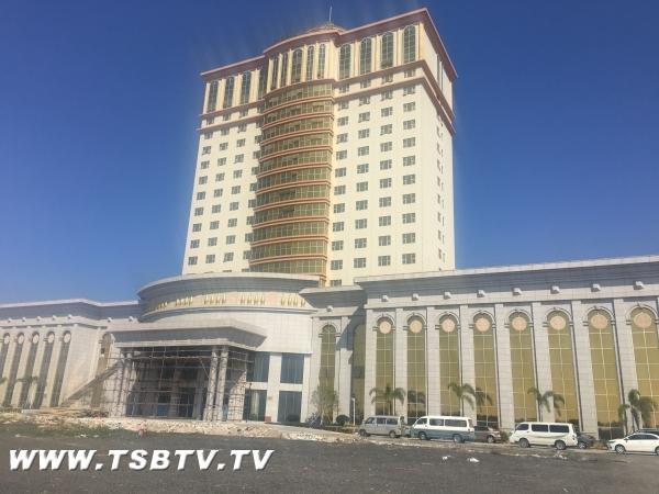 广海镇:加快推进建设滨海新城
