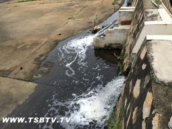 广海镇大沙环保工业园环保整治工作进入尾声