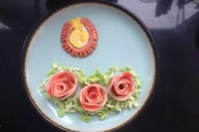 """腹有诗书气自华,一位妈妈把早餐做成""""诗词"""",每天不重样"""