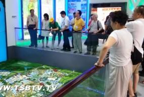 华侨回乡参观交流 感受家乡新变化