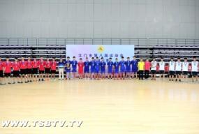 台山市体育健儿江门市第八届运动会创佳绩