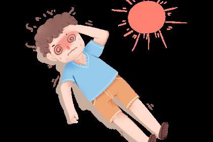 掐人中、退烧药?这些中暑急救法不可信