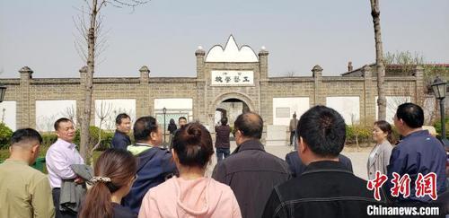 """探访中国首所""""留法工艺学校""""旧址:年接待游客超1.5万人"""